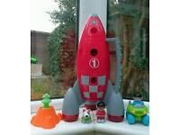 Happyland Space Rocket