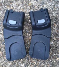 Uppababy vista 2015 maxi cosi car seat adapters