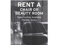 Room to rent in busy salon . Looking for Barber, hairdresser and make up artist