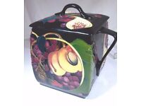 Moorcroft Queens Choice Lidded Biscuit=Cookie Jar h=6.75 inch by Emma Bossons