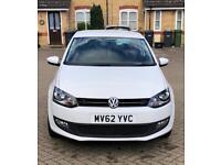 Volkswagen Polo 1.2 petrol, 11 Months MOT, FULL SERVICE HISTORY, Low Mileage 56K & Cheap Insurance