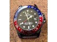 Rolex GMT Master 2 Pepsi, As New Condition