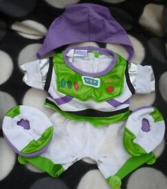 Build A Bear - Complete Toy Story Buzz Lightyear Outfit