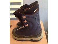 Snow boarding boots size 38 Northwave