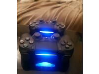 TWO Dualshock PS4 controllers