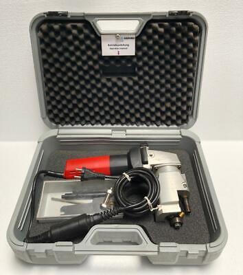 Gerima Axxair Ga 103017-2 Orbital Bevel Beveling Machine Tool 230v