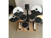 Roland V-Drums electronic drum kit TD-1K - hardly used