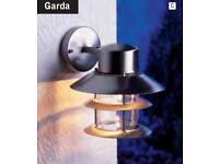 Micromark Garda - Suspended Wall Lantern/Light - Unused in box