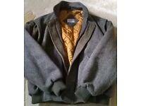 Gentleman Harris Tweed jacket
