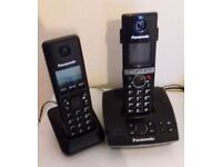 Panasonic Answer phone along with second phone