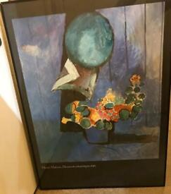 Henri Matisse framed art print
