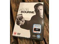 Jason Bourne film DVD - unopened