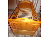 Mothercare Windsor Cotbed