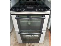 Zanussi 60cm dual fuel cooker - FREE DELIVERY