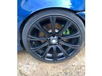 BMW 19 INCH M5 REP ALLOY WHEELS ALLOYS