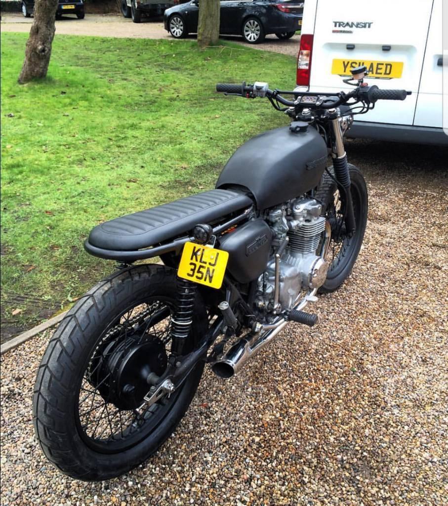 Honda CB550 1975