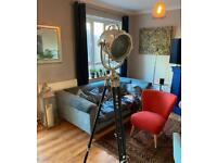Lombok free standing lamp - good condition - RRP £350 - collection only