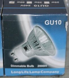 Longlife Company Halogen Bulbs