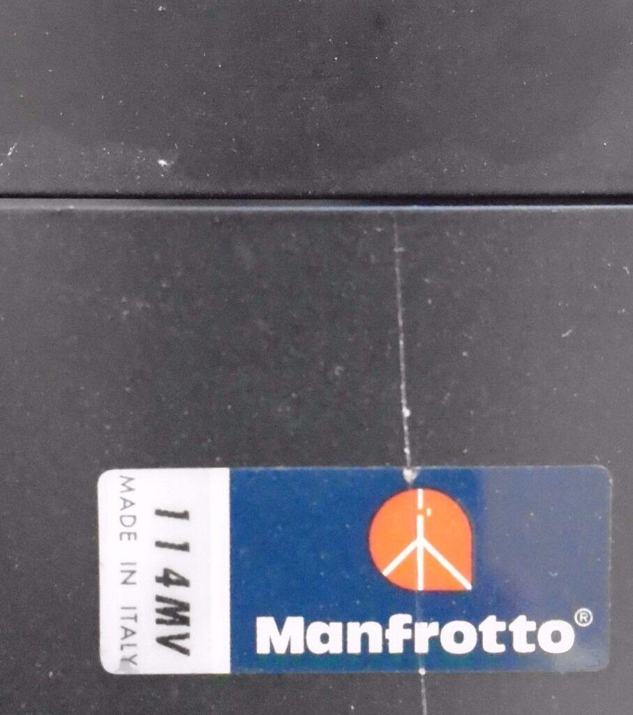 Manfrotto 114MV Cine/Video Dolly