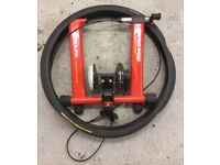 """TURBO TRAINER WITH 26"""" TRAINING TYRE..!"""