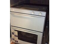 BRAND NEW DOUBLE GAS OVEN White €275 ono