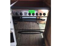 Refurbished indesit kd6c35m electric cooker-3 months guarantee!
