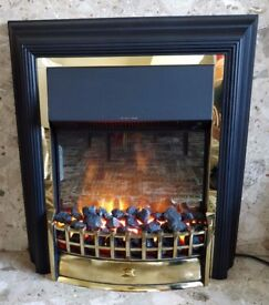 Dimplex Cheriton freestanding electric fire