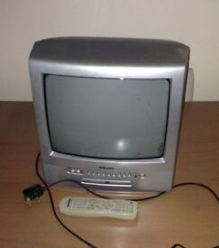 "Combination 14"" TV and DVD player"
