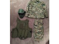 AIRSOFT GEAR *CAN SELL SEPARATE*