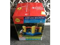 Happy Hop Airflow Bouncy Castle