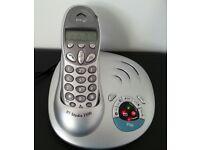 BT STUDIO 1500 CORDLESS DIGITAL ANSWERPHONE