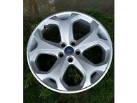 "18"" inch Ford mondeo alloy"