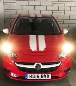 Vauxhall Corsa Sting Edition 2016 1.4 Petrol Eco Flex | LOW MILAGE