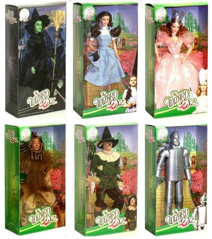 Wizard Of Oz Dolls Set