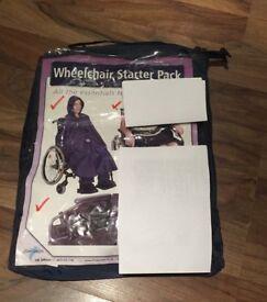 Wheel Chair Accesseroies Starter Pack