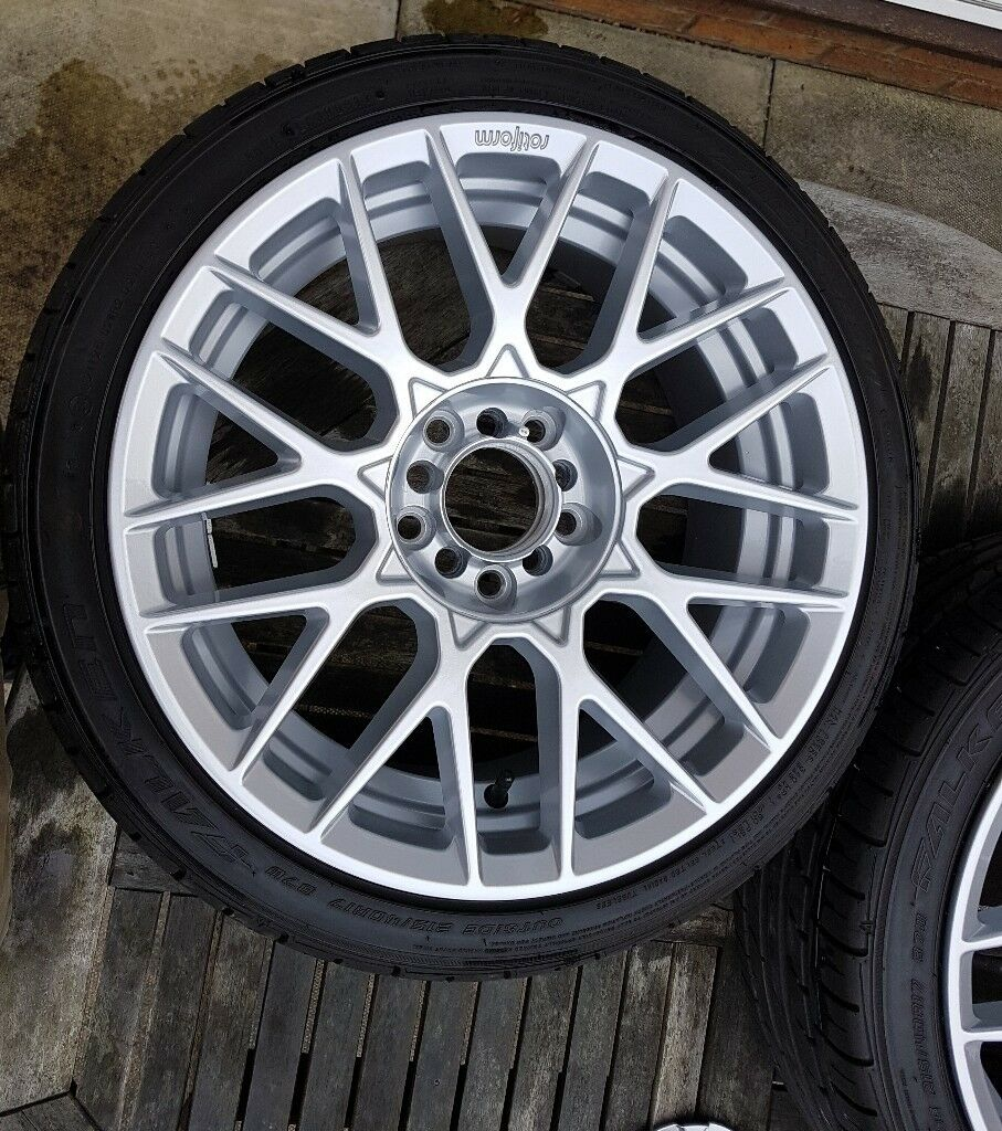 Rotiform RSE 17 inch including tyres