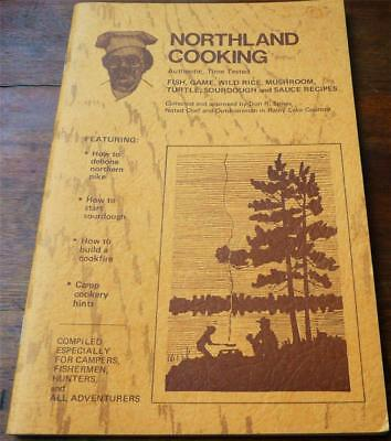 NORTHLAND COOKING Fish Game Wild Rice Turtle Sourdough Sauces Cookfire Recipes](Turtle Fish Games)