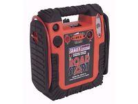 Brand New Sealey RS131 RoadStart Emergency Power Pack 12V 900 Peak Amps