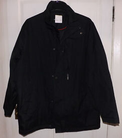 Men's downSTAIRS outside activewear Jacket - Navy - size 42R - New