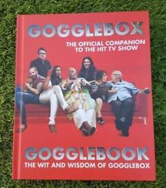 Gogglebox book