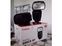 Canon Speedlite 600 EX-RT Flash