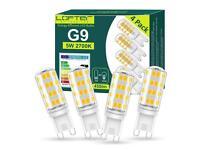 G9 led light bulbs(brand new)
