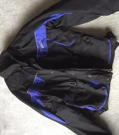 Motorcycle jacket price reduced