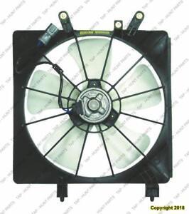 Radiator Fan Assembly Honda Civic 2001-2005