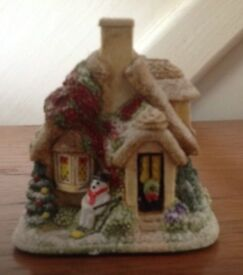 Catch A Cold Lilliput Lane Cottage