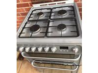 Dual Fuel Hotpoint Ultima cooker