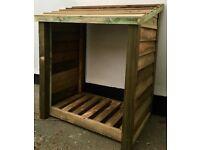 Log Store - Handmade to order
