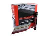 Galvanized First Fix Nail Fuel Pack for Paslode IM350 - 3.1 x 75mm - 2,200 nails & 2 fuel cells