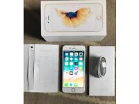 IPhone 6s 16gb boxed great condition