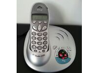BT 1500 DIGITAL CORDLESS ANSWER PHONE